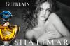 Reklama perfum Guerlain Shalimar