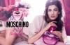 Reklama perfum Moschino Pink Bouquet