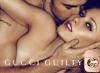 Reklama perfum Gucci Guilty