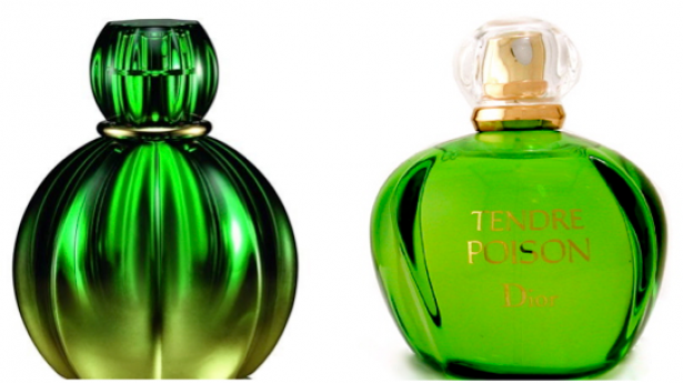 Oriflame Mirage vs Dior Tendre Poison