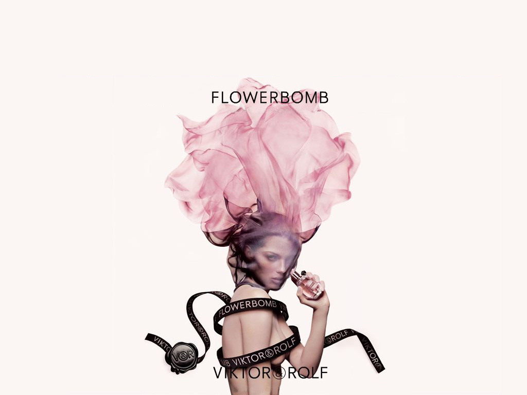 Flower Bomg Perfume for Women by Viktor and Rolf