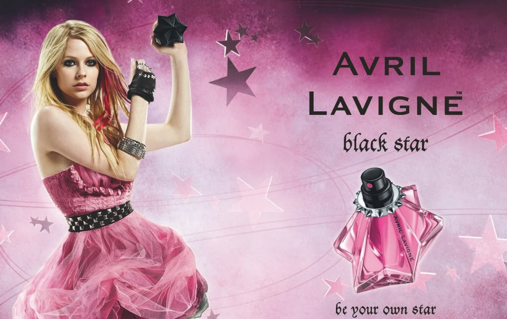 Avril Lavigne Black Star