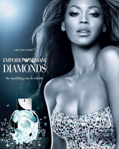 Emporio Armani Diamonds edt plakat