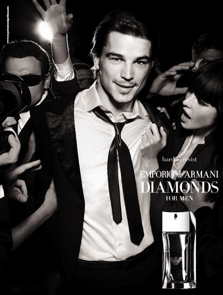Emporio Armani Diamonds Men plakat