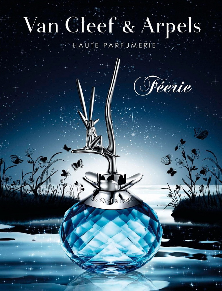Van Cleef and Arpels Feerie plakat