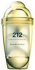 212 Summer Cocktail by Carolina Herrera for Women