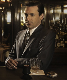 Mad Men Don Draper drink