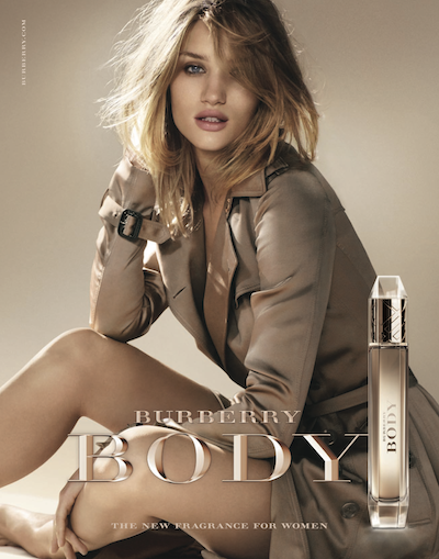 Reklama Perfum Burberry Body