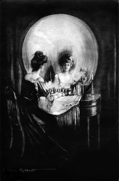 Charles Allan Gilbert All is vanity