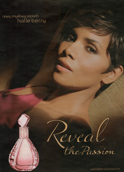 Perfumy Halle Berry Reveal the passion reklama