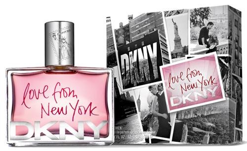 Perfumy DKNY Love from New York Woman