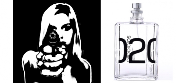 Juliette Has A Gun Not a Perfume vs. Geza Schoen Molecule 02