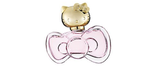 Nowe damskie perfumy Hello Kitty Big Pink Bow