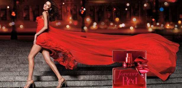 Muzyka z reklamy perfum Bath & Body Works Forever Red