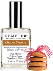 Demeter Fragrance Library Ginger Cookie - perfumy o zapachu ciastek
