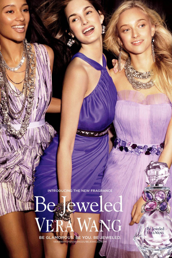 Reklama perfum Vera Wang Be Jeweled