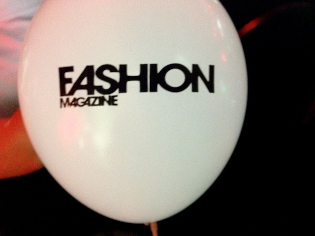 Fashion Magazine - balon