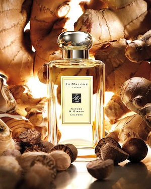 Ulubione perfumy Gerarda Butlera- Jo Malone Nutmeg & Ginger Cologne