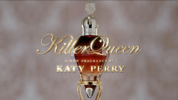 Reklama perfum Katy Perry Killer Queen