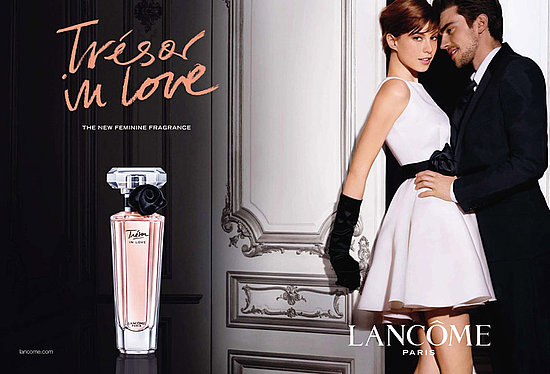 Reklama perfum Lancome Tresor in Love