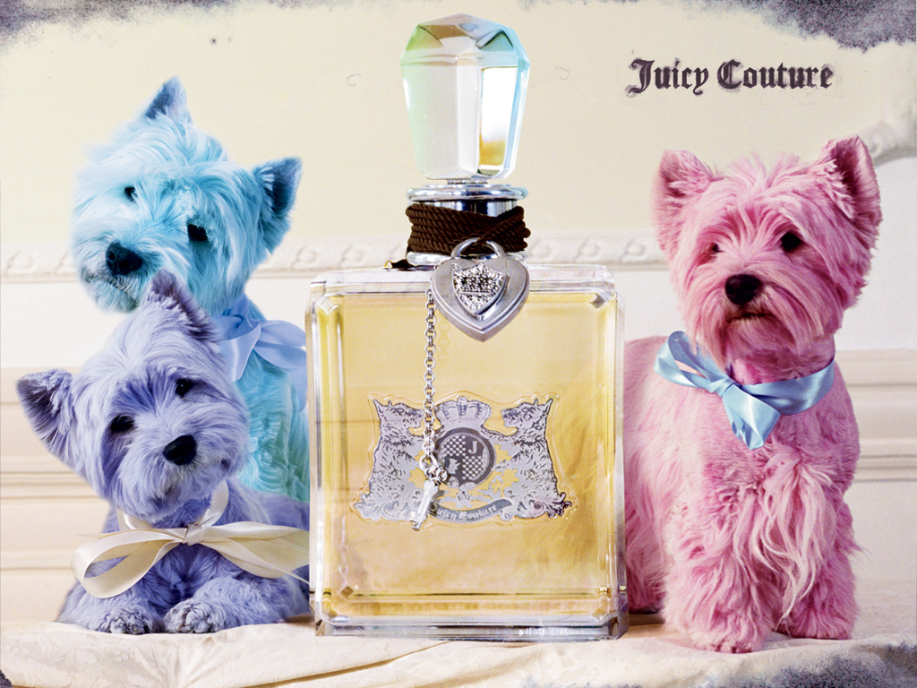 Juicy Couture Juicy Crittoure - perfumy Juicy Couture dla psów