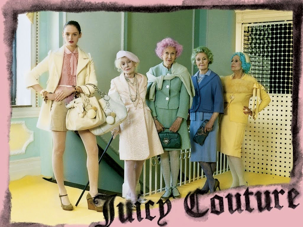 Reklama Juicy Couture