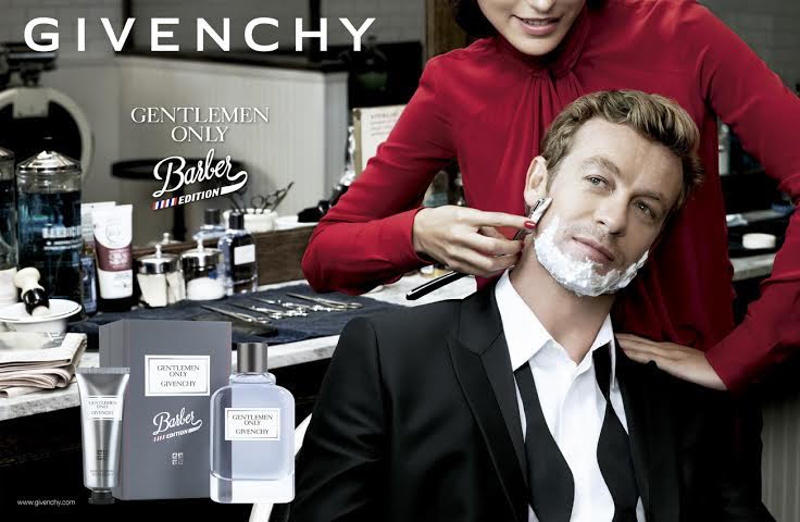 Givenchy Only Gentlemen Barber Edition - perfumy dla brodaczy