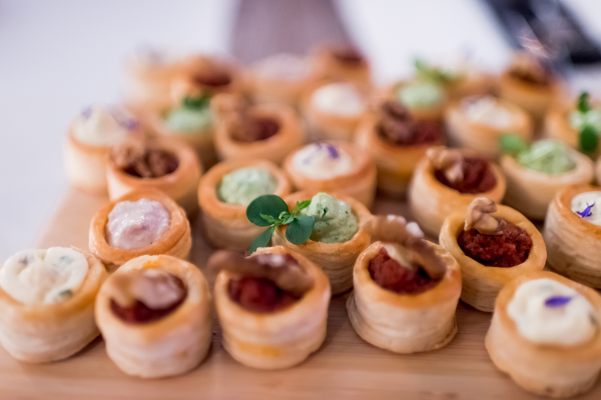 Lazy Dog - vol-au-vent
