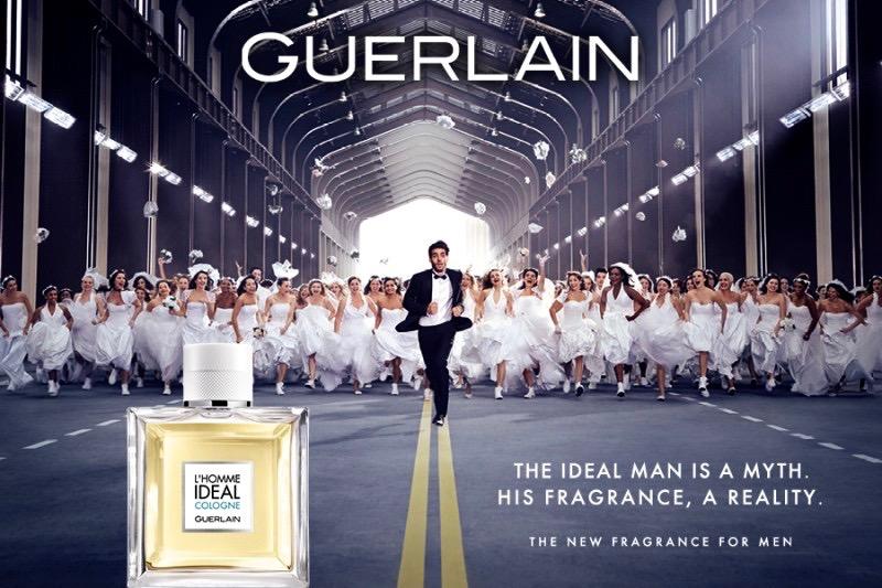 Muzyka z reklamy perfum Guerlain L'Homme Idéal Cologne.