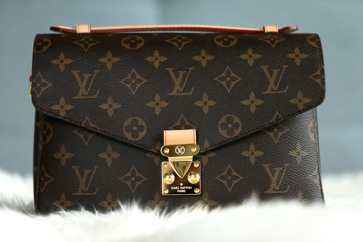 Torebka Louis Vuitton Pochette Métis Monogram Canvas