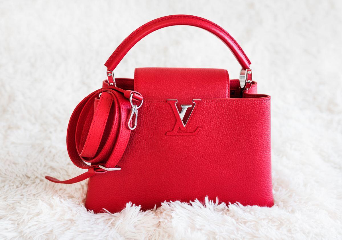 Torebka Louis Vuitton Capucines