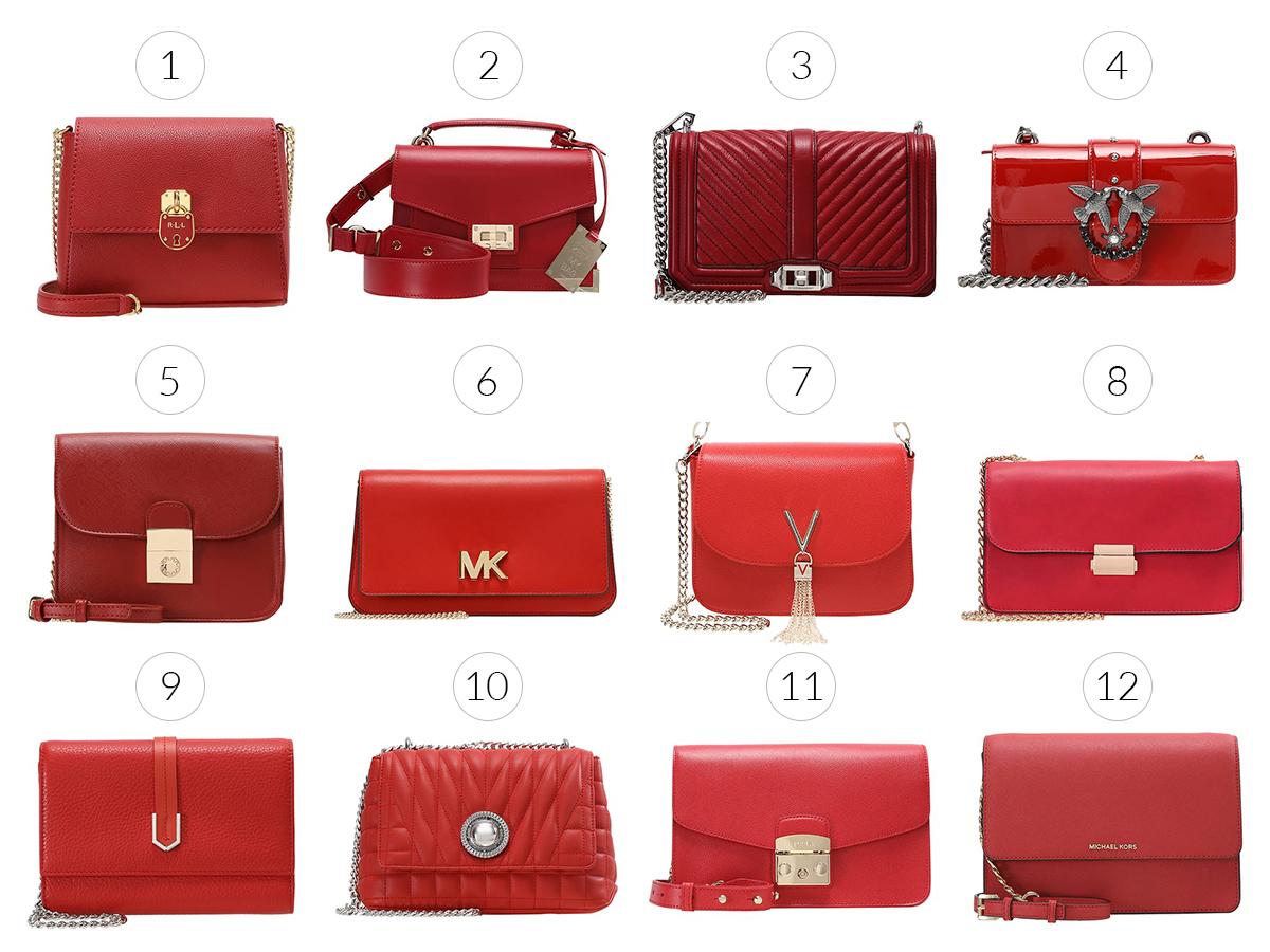 5c38485be4a44 Czerwone torebki podobne do Louis Vuitton Twist