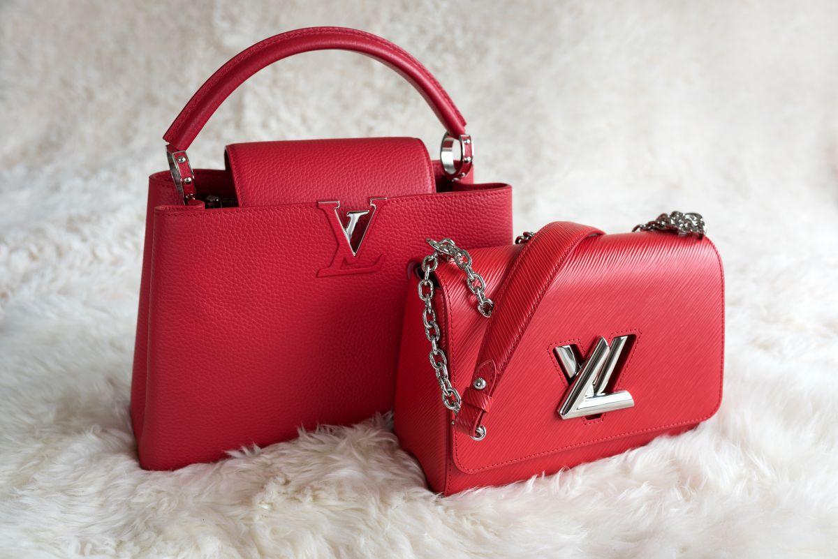 a6610a876f1e1 Torebka Louis Vuitton Twist
