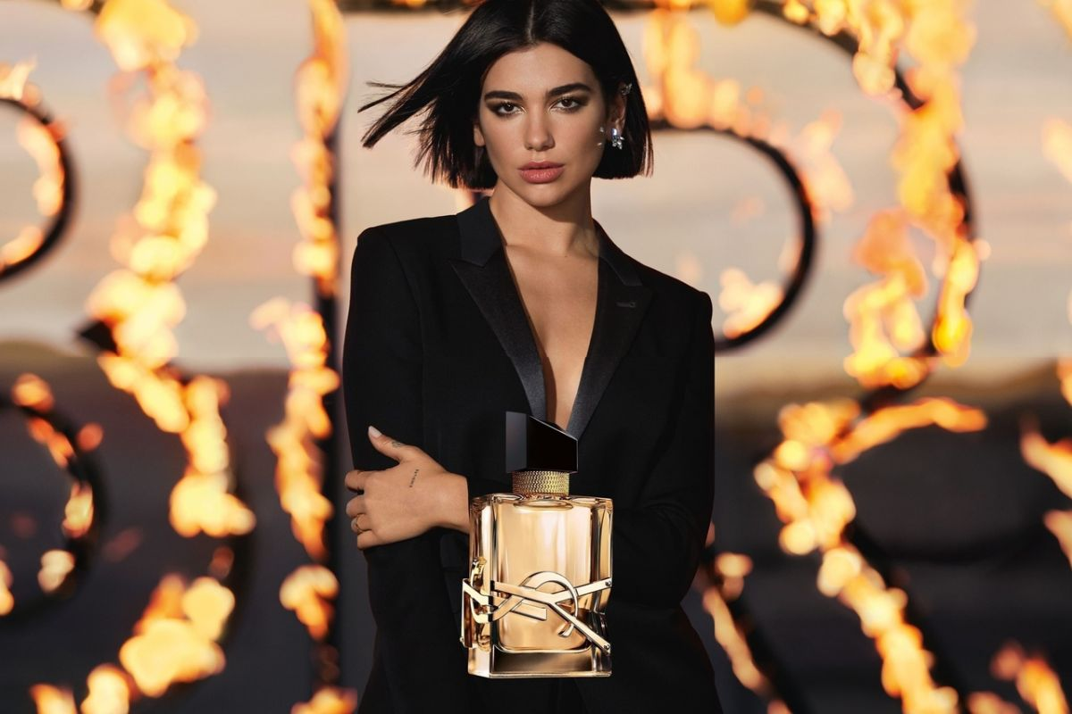 Reklama perfum Yves Saint Laurent Libre
