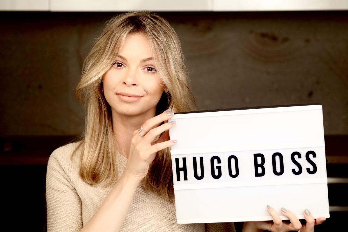 Zakupy w Hugo Boss